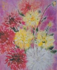 Blooming Dalias II