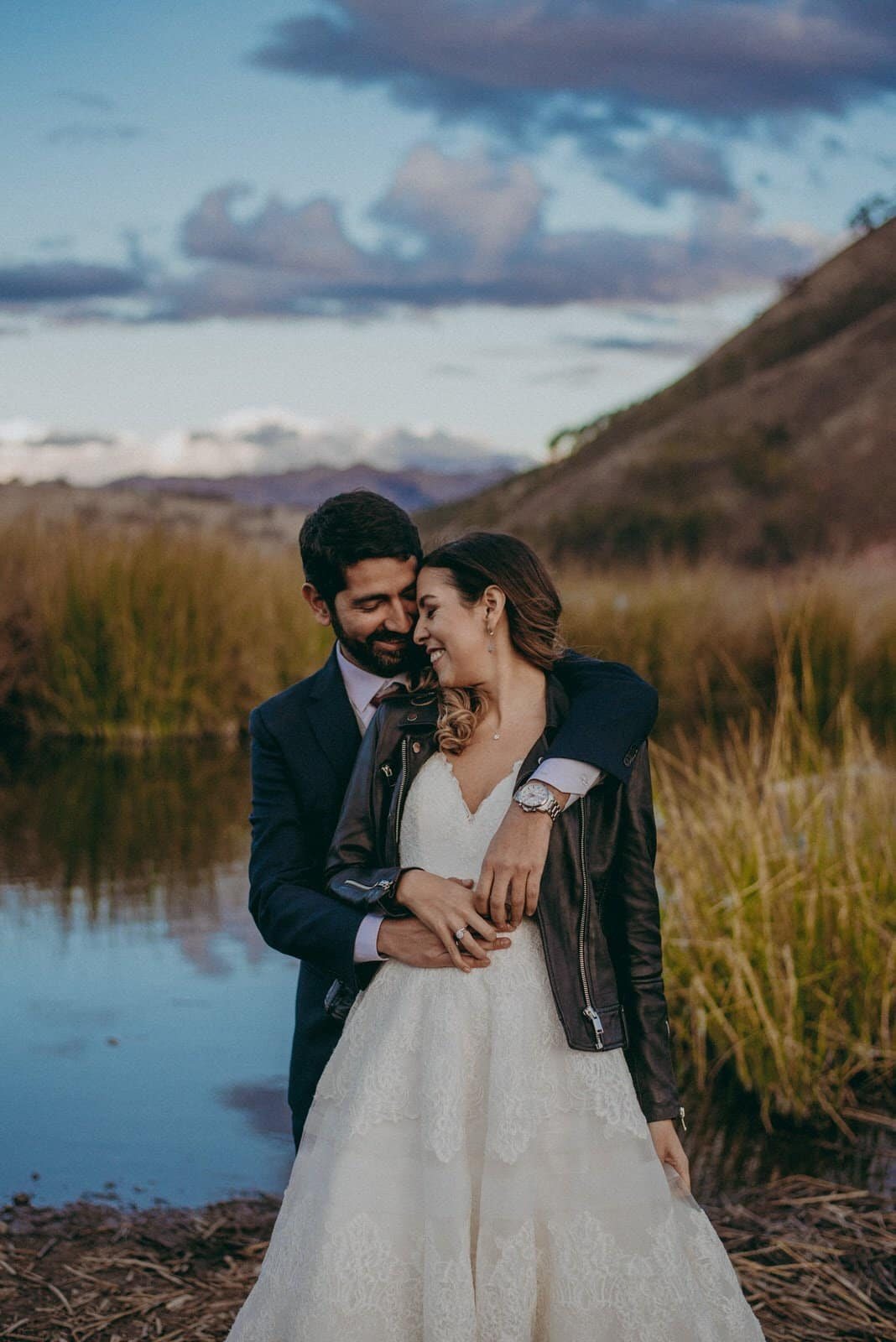 Wedding photography in peru
