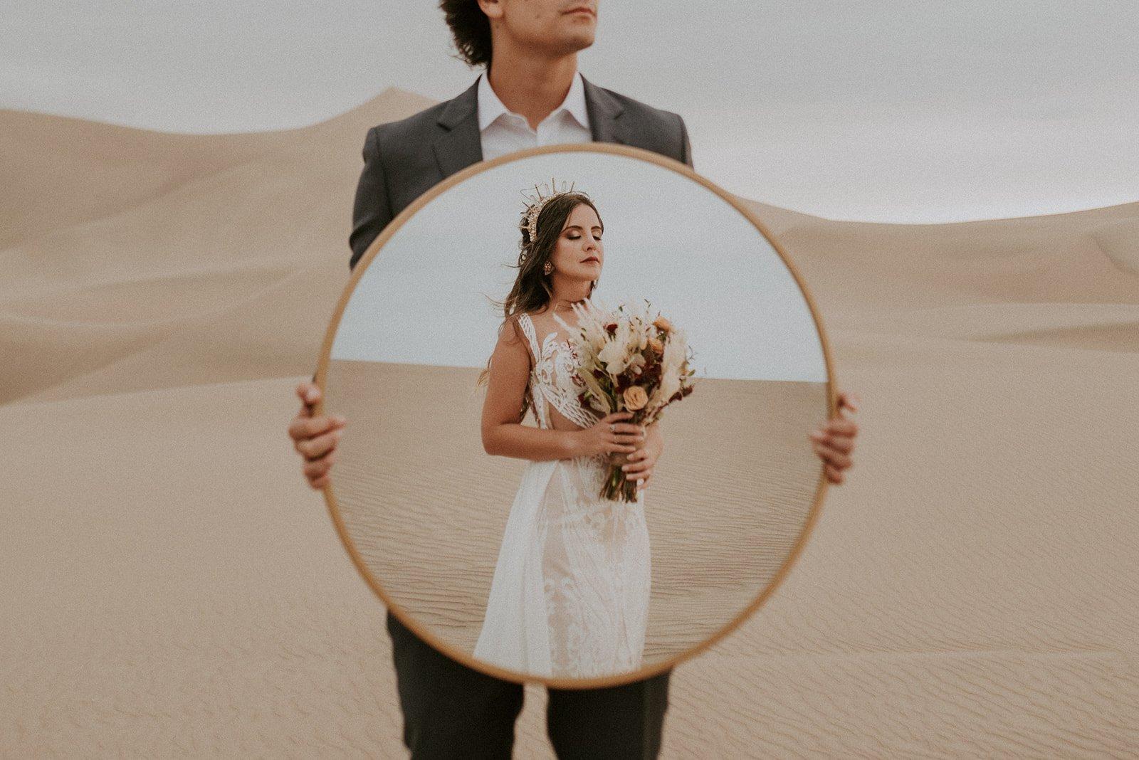 post wedding in huacachina peru