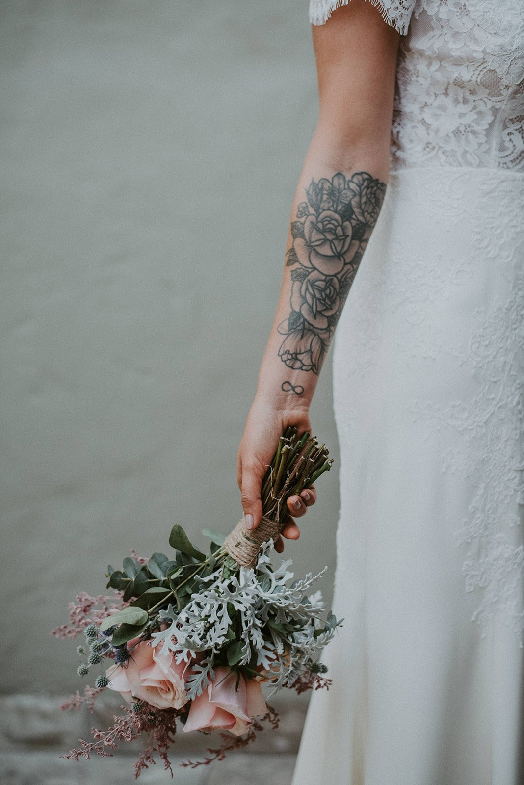 wedding tattoo destination photography