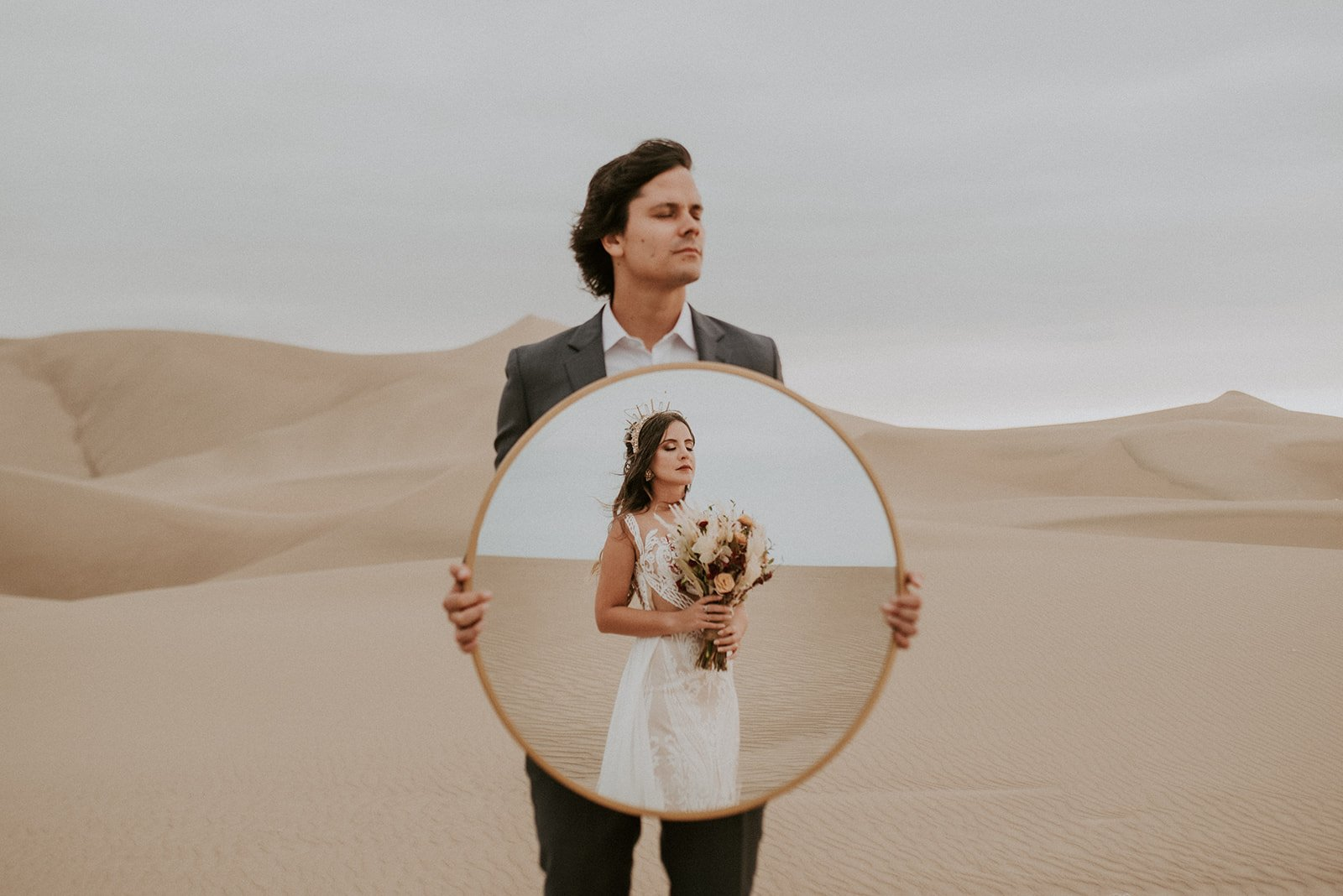 creative elopement in peru