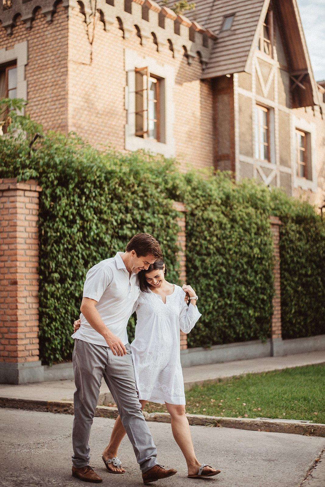 Sesion Pre Boda en Parque el olivar, parejas