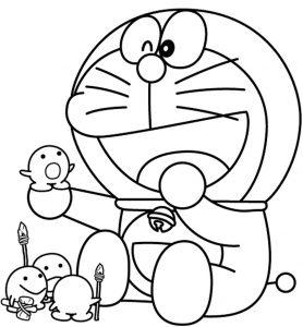 10+ Ide Gambar Kartun Mewarnai Anak Sd - Mopppy