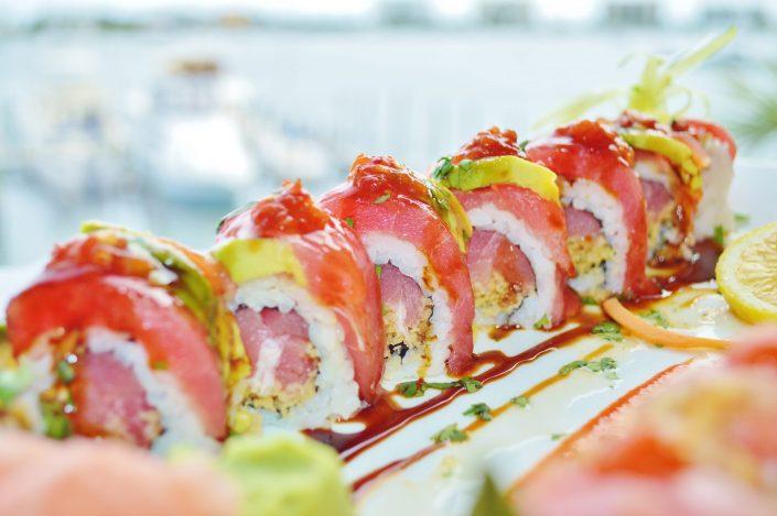 Marina Cafe Sushi