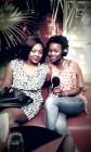 Avec Foutoumata Diaby  au Nappy meeting XIII