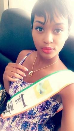Konan Mayeta, 1ere dauphine N'Zi 2017 (Dimbokro)