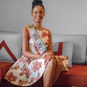 Ericka Konaté, Miss Dimbokro 2017 @facebook