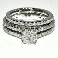 Get Most Brilliant 3 Piece Wedding Ring Sets for ...