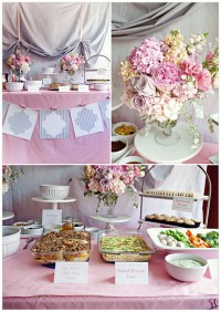 Great Bridal Shower Table Decorations That All People Will ...