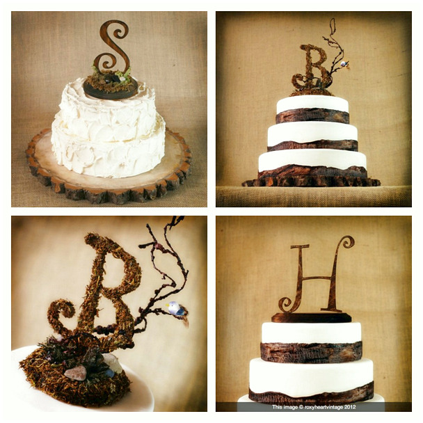 Awesome Country Wedding Cake Toppers Decorating Wedding