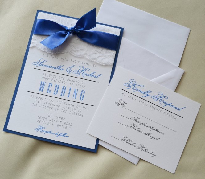 How To Make Wedding Invitations Marina Gallery Fine Art
