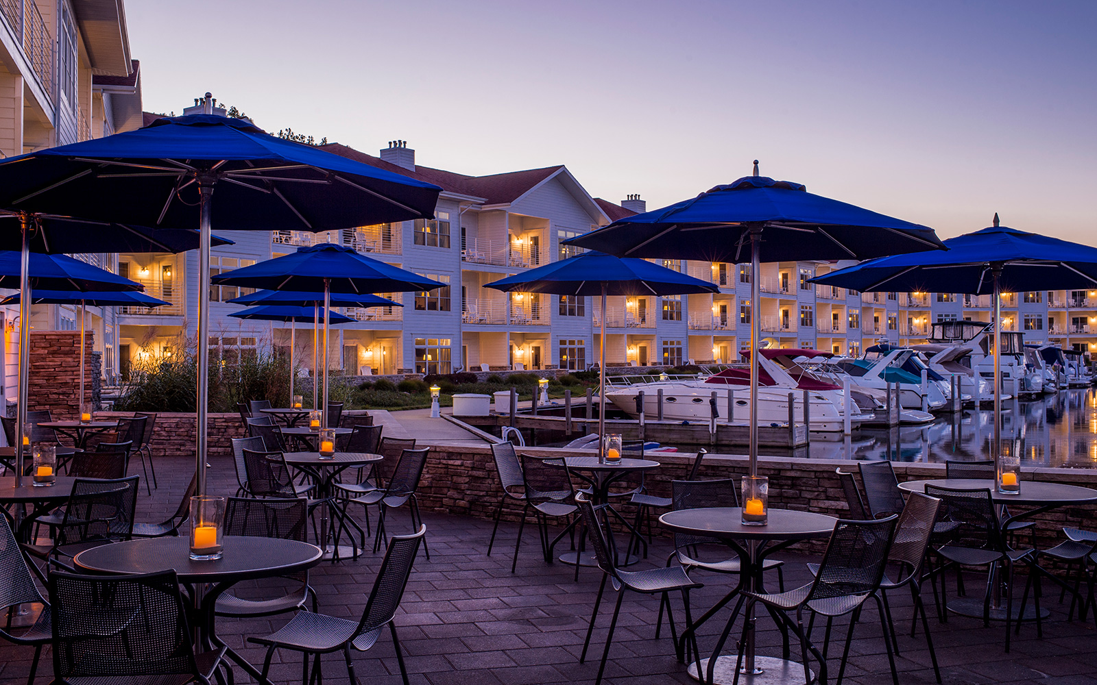 New Buffalo Restaurants  Bentwood Tavern  Marina Grand
