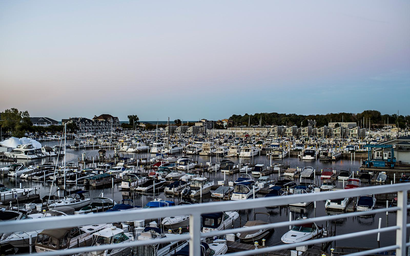 Experience New Buffalo Waterfront Luxury  Marina Grand
