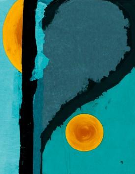 Turquoise Twelve©Marina Kanavaki l