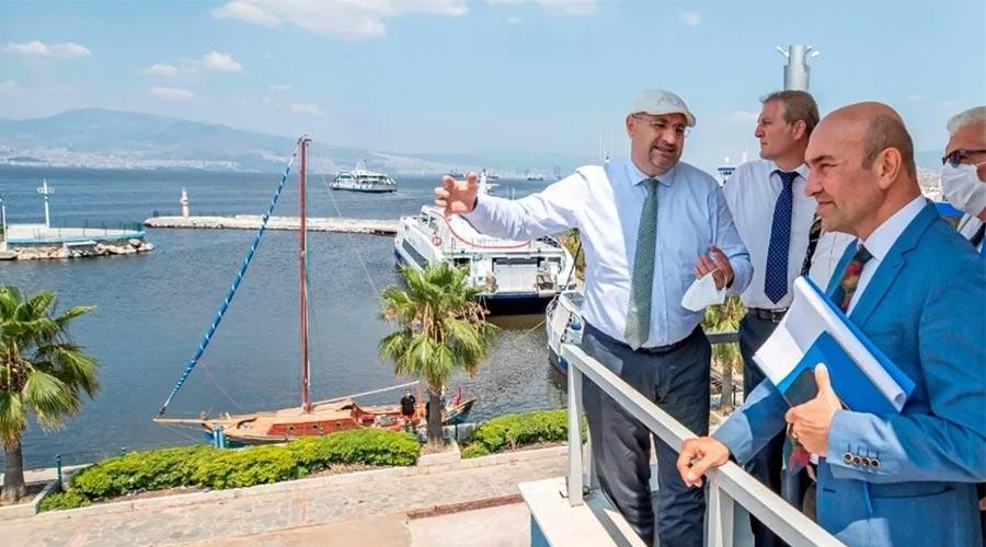 Başkan Soyer, İzmir – Levent Marina Projesinin Detaylarını Açıkladı