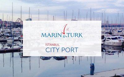 Istanbul City Port (Pendik Marina)