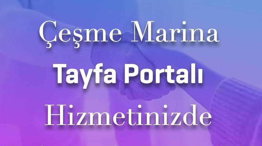 Çeşme Marina'dan Denizciler İçin İnsan Kaynakları Portalı
