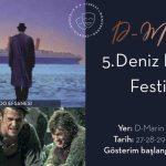 D-Marin Deniz Filmleri Festivali Başlıyor!