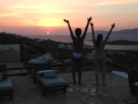YES MYKONOS, YES!