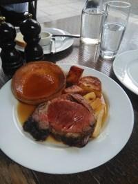 Proper Sunday roast!