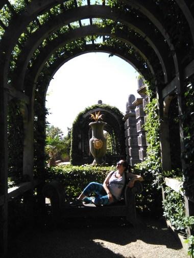 Beautiful Arundel gardens