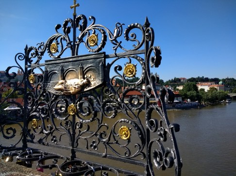 Views from the Charles Bridge
