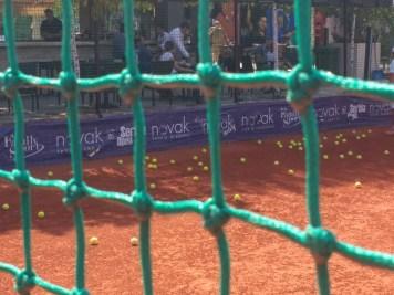 Novak's tennis academy