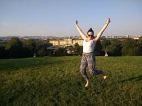 Vienna jumping pics