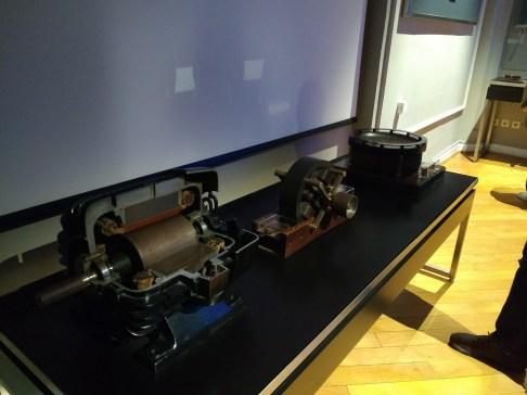 Tesla's motors