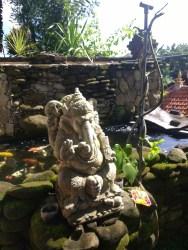 Ganesha sends greetings