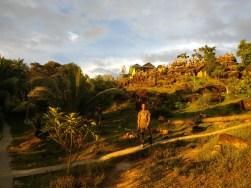 Magic hour walk to Phi Phi Viewpoint