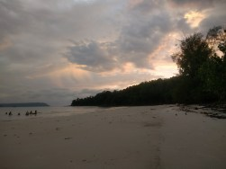 Sunset, Koh Rong