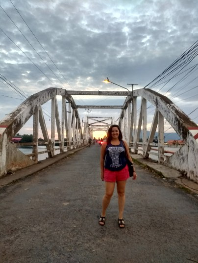 Sunsets and bridges