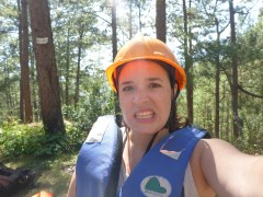 This is how I feel about canyoning