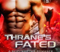NEW RELEASE Thrane's Fated