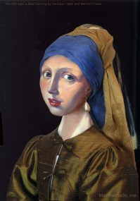 Vermeers Girl with a Pearl Earring, his Mystery Muse