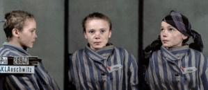 Auschwitz registration picture - Czeslawa Kwoka