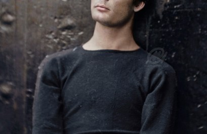 Lewis Powell. He was a conspirator with John Wilkes Booth, who assassinated President Abraham Lincoln.