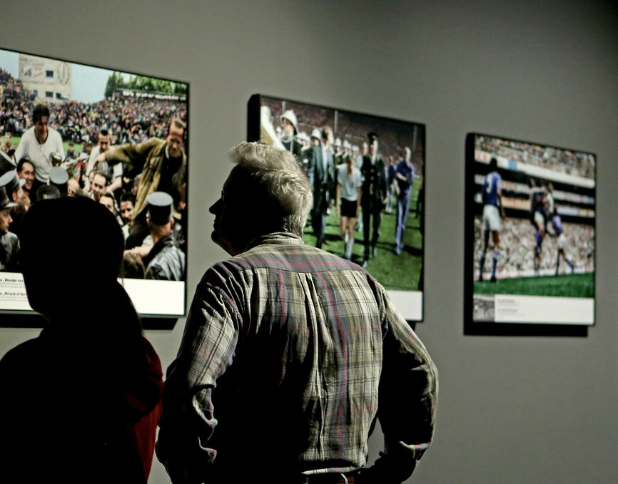 Exhibition: DFB-Museum