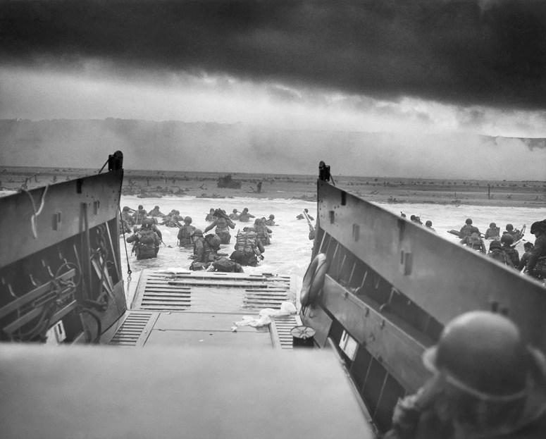 DDay 75 – In Color | June 6, 1944 – Marina Amaral