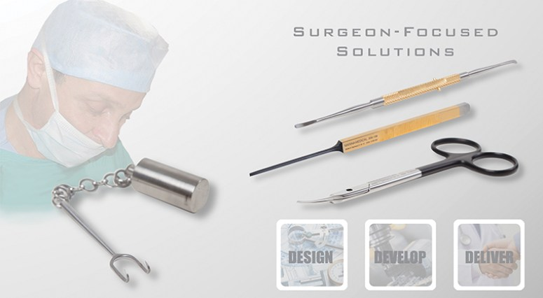 Cerkes Open Rhinoplasty Set