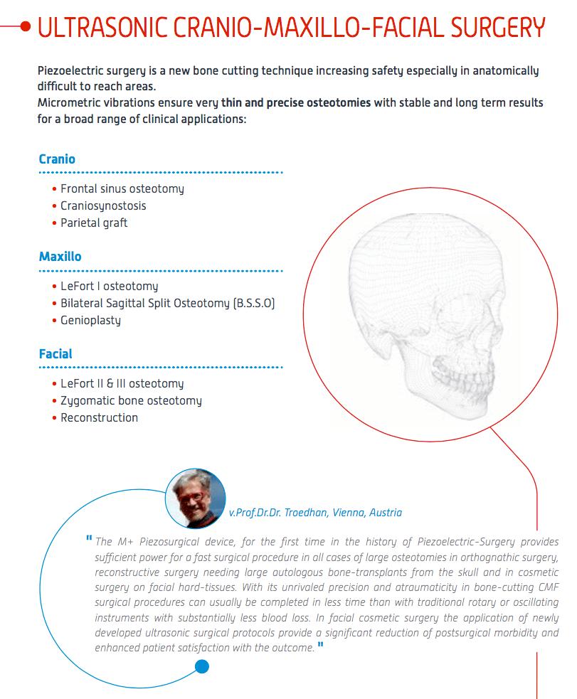 Cranio-maxillo Facial surgery