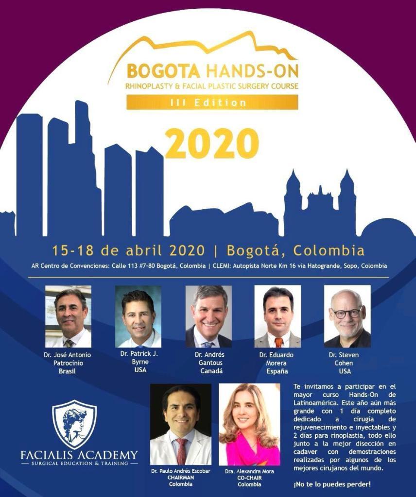 Bogota Rhinoplasty Course