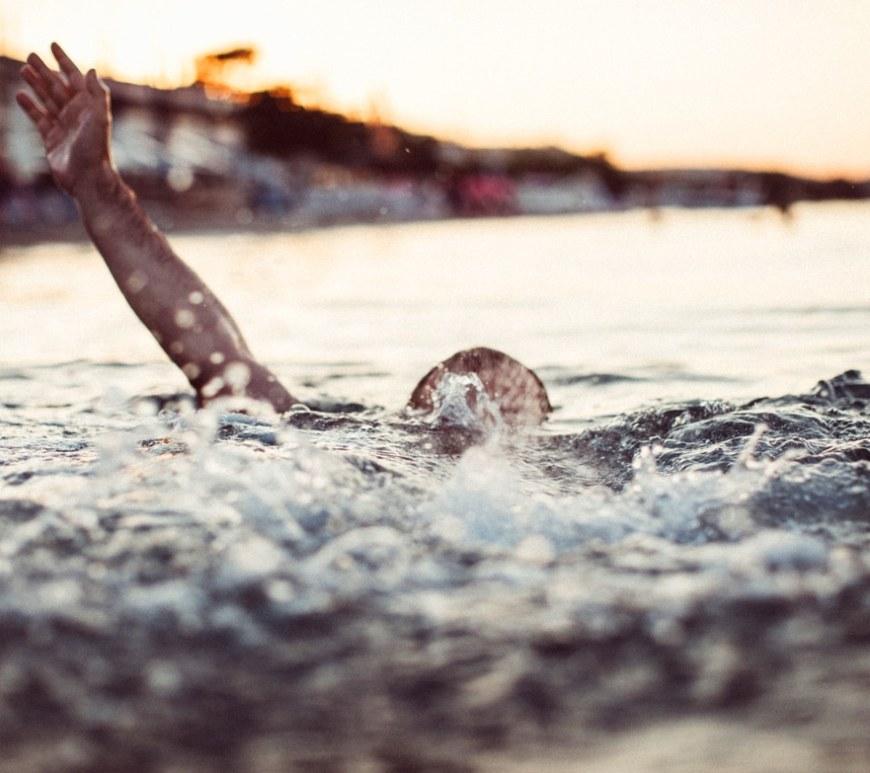 πνιγμός, drowning, πνίγηκε, θάλασσα,