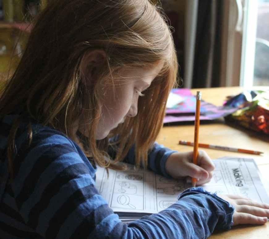 Κορωναϊός, παιδί, διάβασμα, σχολείο, διακοπές και διάβασμα, δασκάλα, ανία, ρουτίνα,