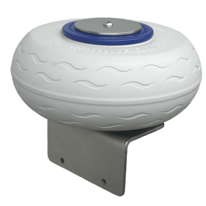 "Marinaquip – Innovative Marina Equipment: Docking Wheel: A rolling ""dock bumper"" to assist with safe and smooth docking manoeuvres"