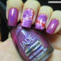 Tapetinho substituto de silicone para nail art!!