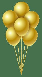 χρυσά-μπαλόνια