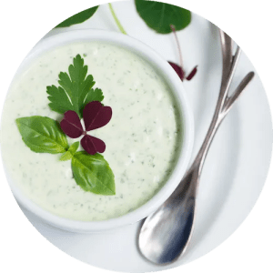 Opskrift på urtecreme