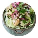 Årstidens opskrifter. Blomkåls salat